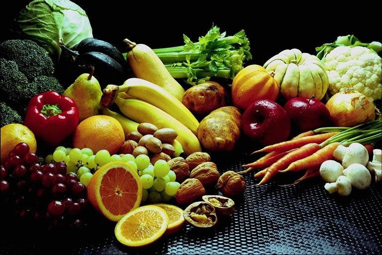 Bahar Yorgunlu�una Renkli Beslenme